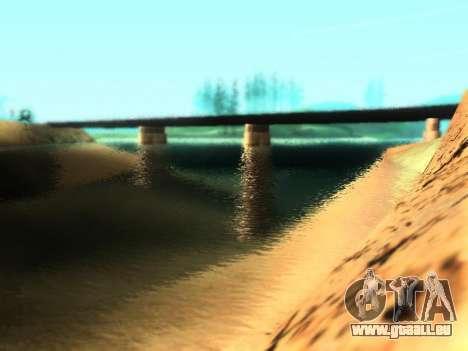 ENBSeries v3 pour GTA San Andreas troisième écran