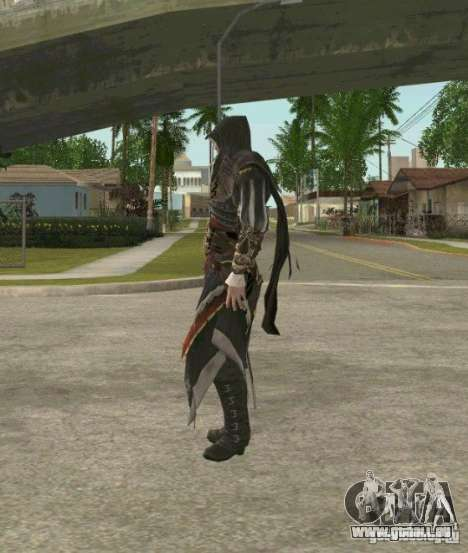 Assassins skins für GTA San Andreas elften Screenshot