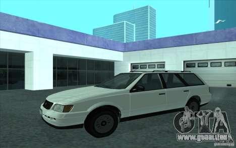 Barren von GTA 4 für GTA San Andreas linke Ansicht