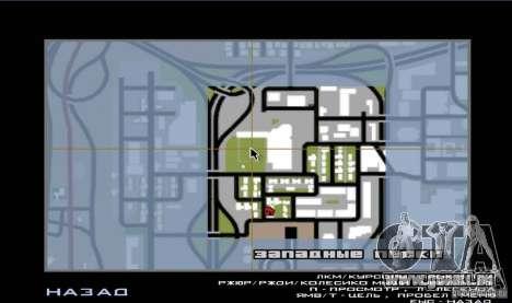 Terrain de Baseball animées pour GTA San Andreas cinquième écran