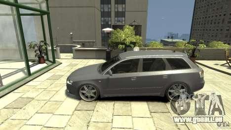 Audi A4 Avant beta pour GTA 4