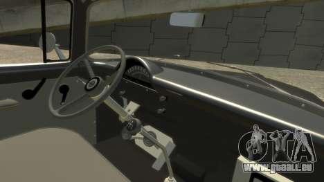 Ford F-100 1954 pour GTA 4 Vue arrière