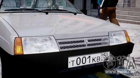 VAZ-21093i für GTA 4 Räder