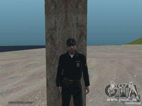 Sergeant PPP für GTA San Andreas dritten Screenshot
