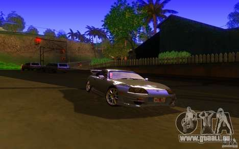 Toyota Supra Rz The bloody pearl 1998 für GTA San Andreas
