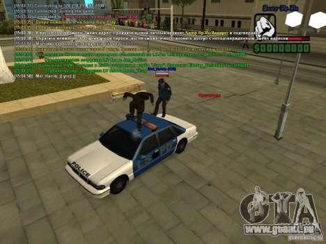 SA:MP 0.3d für GTA San Andreas neunten Screenshot