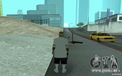 Neue Skins Los Santos Vagos für GTA San Andreas sechsten Screenshot