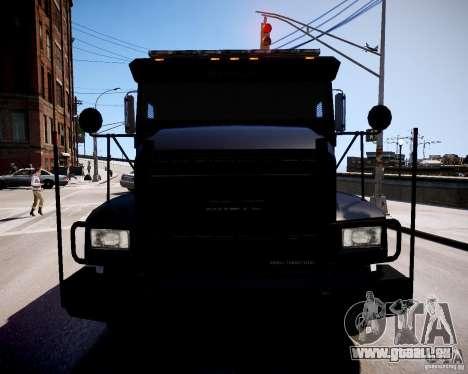 Russian Enforcer für GTA 4 rechte Ansicht