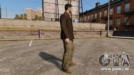 Sam Fisher-v7 für GTA 4 dritte Screenshot