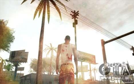 Lensflare für GTA San Andreas her Screenshot