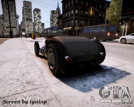Roadster High Boy für GTA 4 rechte Ansicht