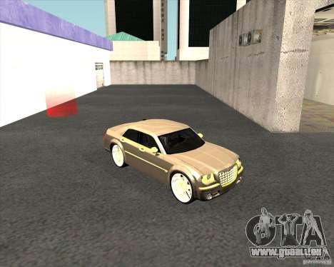 Chrysler 300C dub edition pour GTA San Andreas vue de droite