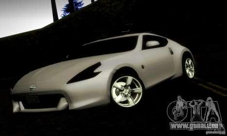 Nissan 370Z V2 für GTA San Andreas