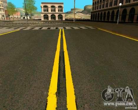 GTA 4 Roads pour GTA San Andreas dixième écran