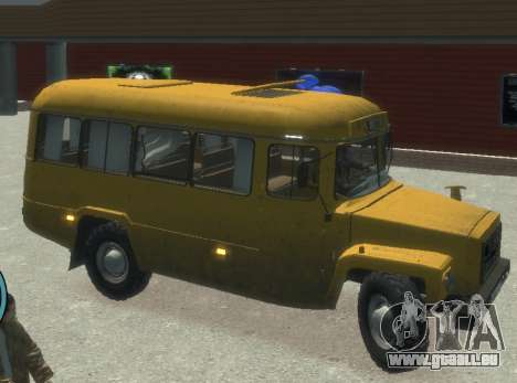 KAVZ 39766 für GTA 4 linke Ansicht