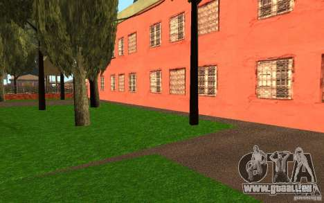 UGP Moscow New Jefferson Motel für GTA San Andreas dritten Screenshot