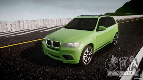BMW X5 M-Power pour GTA 4