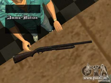 Remington 870 Action Express für GTA San Andreas
