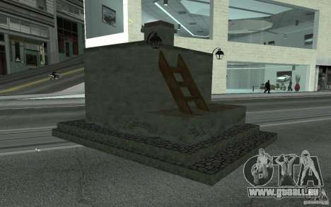 Poêle pour GTA San Andreas