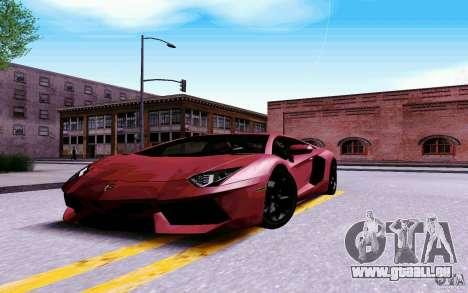 New Graphic by musha v4.0 pour GTA San Andreas cinquième écran