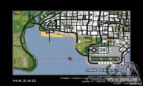Lost Island pour GTA San Andreas septième écran