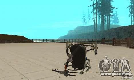 Eine neue Jetpack für GTA San Andreas zweiten Screenshot
