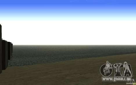 HD Wasser v2. 0 für GTA San Andreas her Screenshot