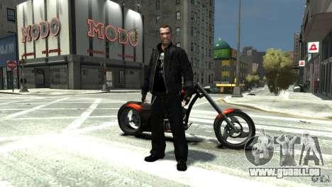 Metal Clothes FULL Pack v1 für GTA 4 dritte Screenshot