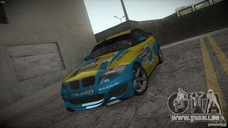 BMW 135i Coupe Road Edition pour GTA San Andreas