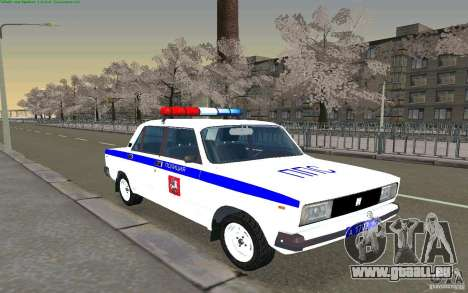 VAZ 2105 Jigouli PPP pour GTA San Andreas