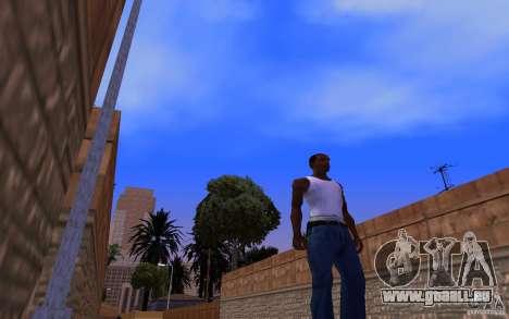 ENBSeries pour v2 de 128 à 512 Mo carte vidéo pour GTA San Andreas deuxième écran