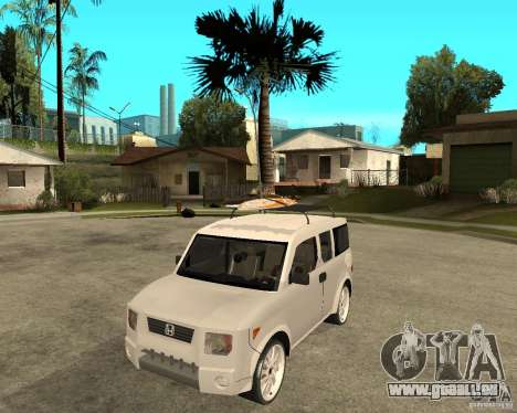 Honda Element pour GTA San Andreas