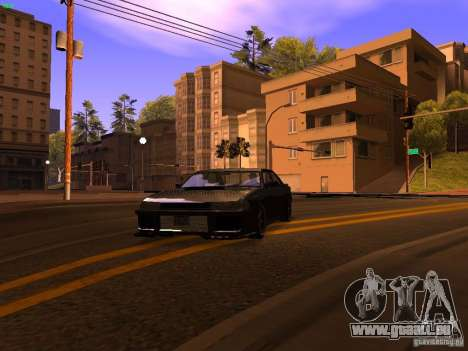 New Sultan pour GTA San Andreas
