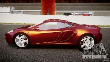 McLaren MP4-12C [EPM] für GTA 4 linke Ansicht