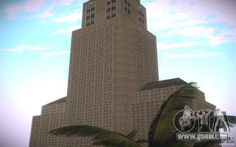 HD Meria für GTA San Andreas sechsten Screenshot