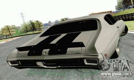 Chevrolet Chevelle 1970 für GTA San Andreas linke Ansicht