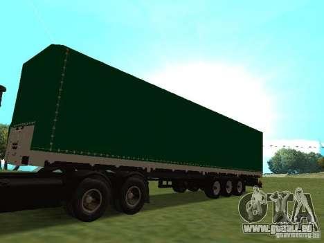 NefAZ 93344 grün für GTA San Andreas