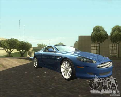 Aston Martin DB9 tunable für GTA San Andreas