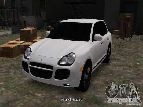 Porsche Cayenne Turbo 2003 v.2.0 pour GTA 4