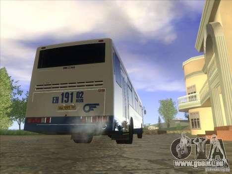 NefAZ-5299-32 11 für GTA San Andreas zurück linke Ansicht