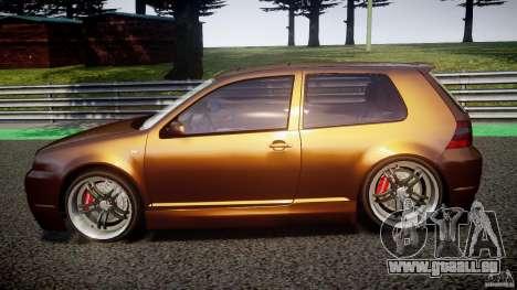 Volkswagen Golf IV R32 für GTA 4 linke Ansicht