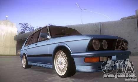 BMW E28 Touring pour GTA San Andreas