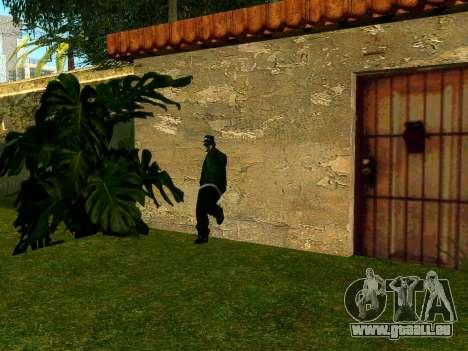 CJ's Freunde im Grove für GTA San Andreas