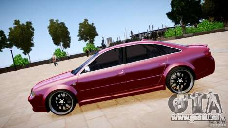 Audi RS6 pour GTA 4 est un droit