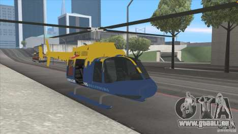 GTA IV News Maverick pour GTA San Andreas