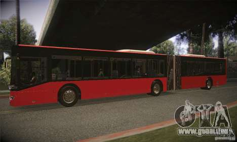Design X3 GL pour GTA San Andreas laissé vue
