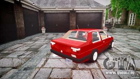 Volkswagen Jetta MKII VR6 für GTA 4 Seitenansicht