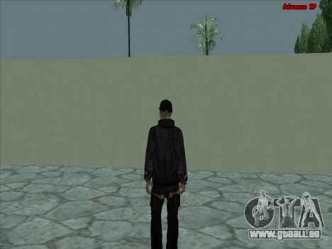 GuF pour GTA San Andreas quatrième écran