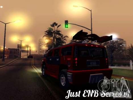ENBSeries v1 für GTA San Andreas