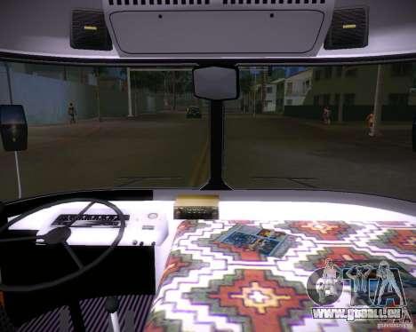 Paz-672 für GTA Vice City Rückansicht
